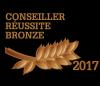 Conseiller re¦üussite bronze
